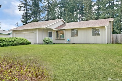 Spanaway Single Family Home For Sale: 20718 16th Ave Ct E