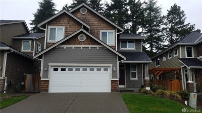 Renton Single Family Home For Sale: 12014 SE 191st Place