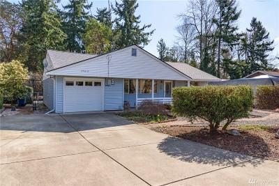Kent WA Single Family Home For Sale: $347,500