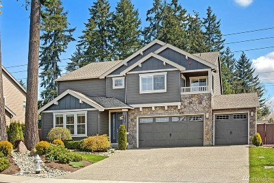 Bothell Single Family Home For Sale: 20132 126th Ave NE