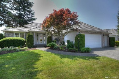 Olympia Single Family Home For Sale: 6517 Troon Lane SE