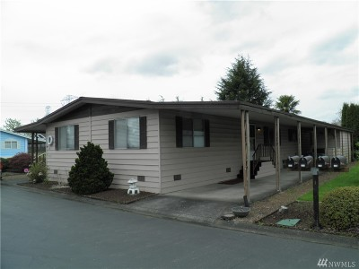 Auburn Mobile Home For Sale: 3611 I St NE #121
