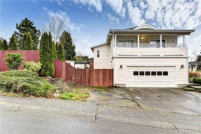 Federal Way Single Family Home For Sale: 32504 24th Ave SW