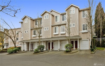 Bellevue Condo/Townhouse For Sale: 2050 132nd Ave SE #506