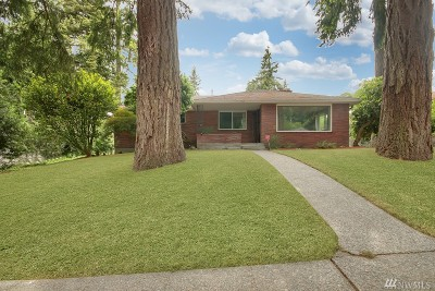 Fircrest Single Family Home For Sale: 137 Amherst St