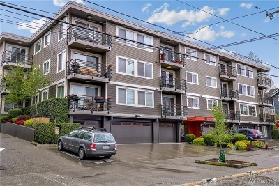 Condo/Townhouse Sold: 2230 NW 59th St #304