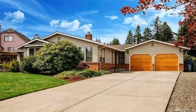 Everett Single Family Home For Sale: 10702 45th Ave SE