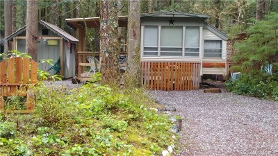 Maple Falls Single Family Home For Sale: 86 Wilderness Wy