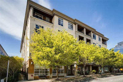 Condo/Townhouse Sold: 118 107th Ave NE #B209