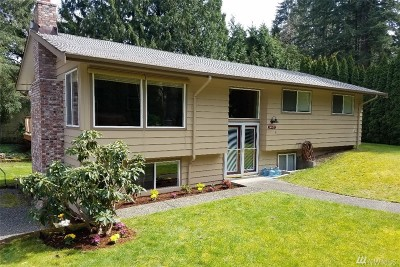 Renton Single Family Home For Sale: 14622 182nd Ave SE