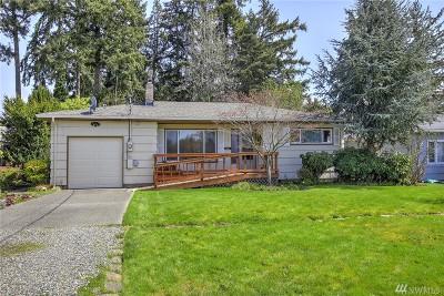 Tacoma Single Family Home For Sale: 8425 E E St