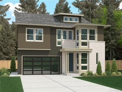 Redmond Single Family Home For Sale: 17226 NE 121st Place