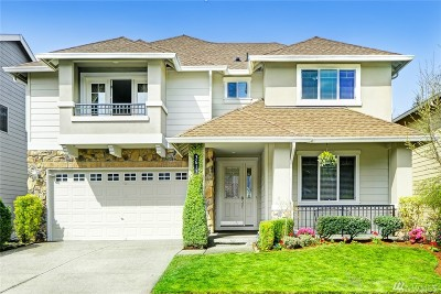 Bothell Single Family Home For Sale: 3613 158th Place SE
