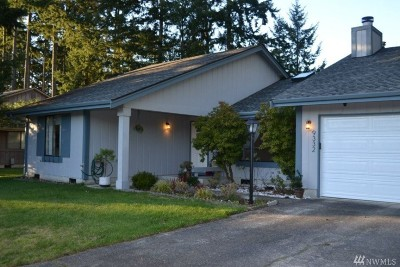 Lacey Single Family Home For Sale: 9332 Northwood Dr SE