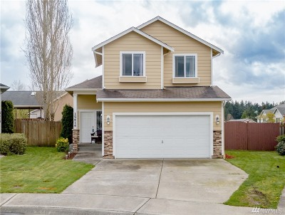 Tacoma Single Family Home For Sale: 15414 41st Ave E