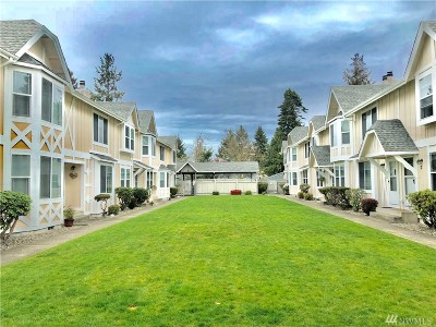 University Place Condo/Townhouse For Sale: 2621 Mountain View Ave W #9B