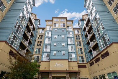 Condo/Townhouse For Sale: 2424 S 41st St #556B