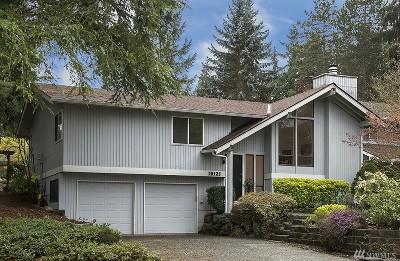 Redmond Single Family Home For Sale: 18121 NE 22nd St