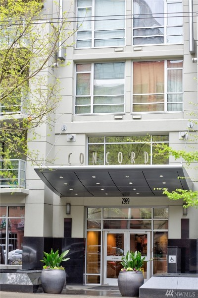 Condo/Townhouse Sold: 2929 1st Ave #800