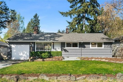 Seattle Single Family Home For Sale: 14025 20th Ave NE