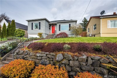 Pierce County Single Family Home For Sale: 4517 S Bell St