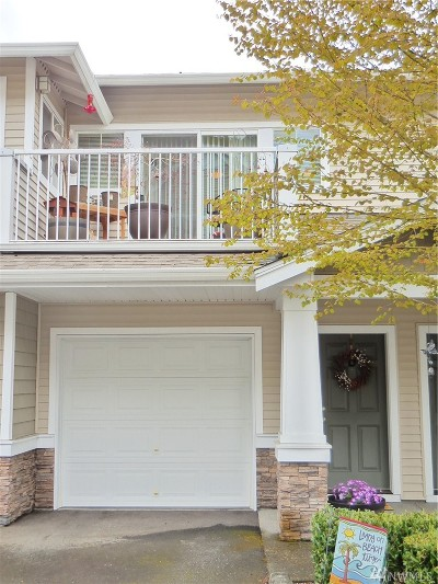 SeaTac Condo/Townhouse For Sale: 4006 S 212th Ct #D