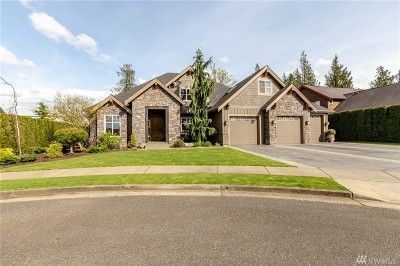Lynden Single Family Home Sold: 1318 W Park St