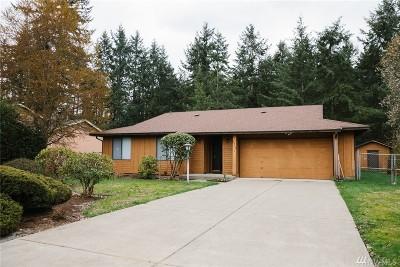 Tacoma Single Family Home For Sale: 2912 149th St Ct E