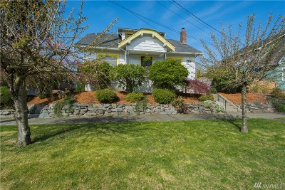 Tacoma Single Family Home For Sale: 2216 N Warner St