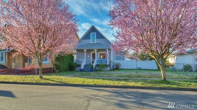 Pierce County Single Family Home For Sale: 520 4th Ave NE