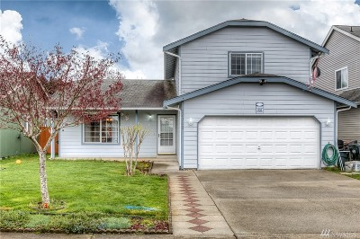 Spanaway Single Family Home For Sale: 20309 13th Ave E
