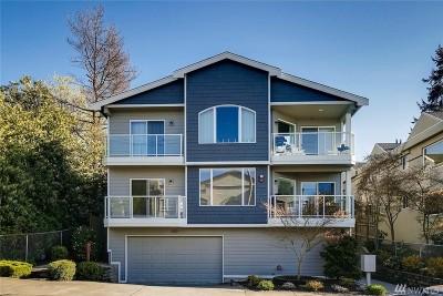Edmonds Condo/Townhouse For Sale: 550 Dayton St #101