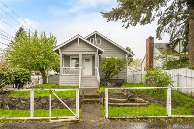 Auburn Single Family Home For Sale: 901 1st St SE
