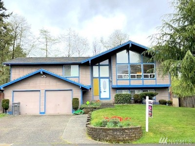 Federal Way Single Family Home For Sale: 33811 26th Ave SW