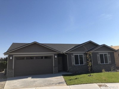 Wenatchee Single Family Home For Sale: 191 Pershing Cir