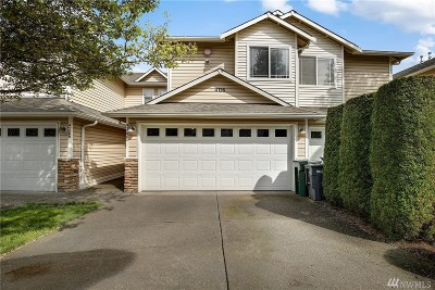 Mountlake Terrace Condo/Townhouse For Sale: 4126 214th St SW #C