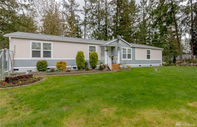 Spanaway Single Family Home For Sale: 25401 36th Ave E