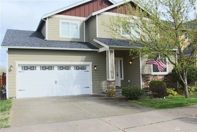 Lacey Single Family Home For Sale: 6850 Flute St SE