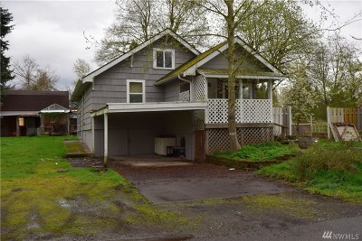 Enumclaw Single Family Home For Sale: 42830 257th Place SE