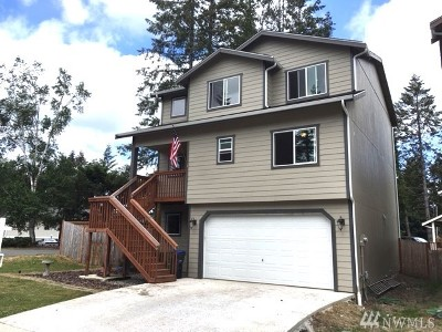 Port Orchard Single Family Home For Sale: 171 SW Marcia Wy
