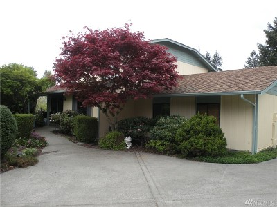 Tacoma Single Family Home For Sale: 4324 Brookdale Rd E