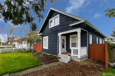 Single Family Home For Sale: 1228 N Fife St