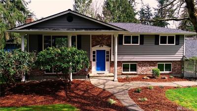 Lake Stevens Single Family Home For Sale: 1205 121st Ave SE