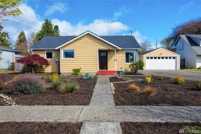 Burien Single Family Home For Sale: 828 SW 139th St