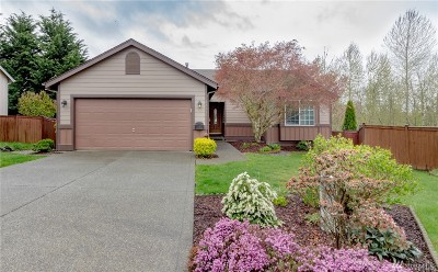 Kent WA Single Family Home For Sale: $424,995