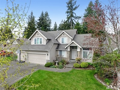 Bonney Lake Single Family Home For Sale: 18021 92nd St E
