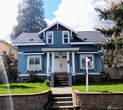 Tacoma Single Family Home For Sale: 3582 E Howe St