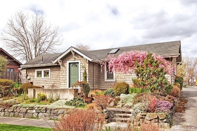 King County Single Family Home For Sale: 4210 E Garfield St