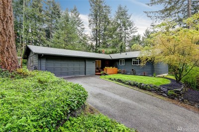 Pierce County Single Family Home For Sale: 9602 47th St W