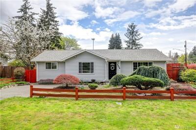 Edmonds Single Family Home For Sale: 7626 224th St SW